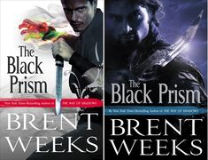 The Black Prism, by Brent Weeks | 13 Fantasy Novels That Are Good Despite Their Covers