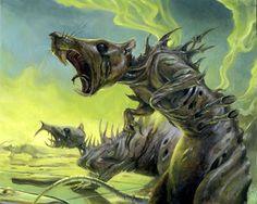Matthew Stewart Illustration: Ichor Rats