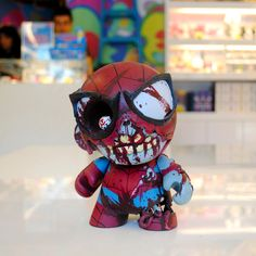 Munny Marvel Zombies by Lotan Kritchman.