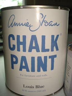 Before Meets After: Chalk Paint Antique dresser