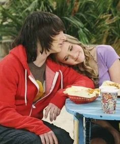 Lilly and Oliver — Hannah Montana