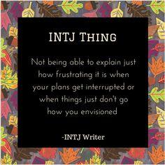 The INTJ Writer