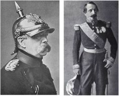 Alsace Lorraine - German occupation during the Franco-Prussian War 1870-1872