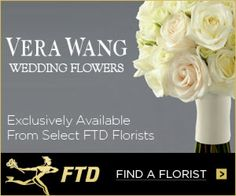 Vera Wedding Flowers.  Wow!  If Vera starts cooking, she'll give Martha a run for her money... Click here to find out more!