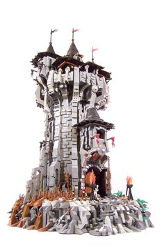 Noddy's castle masterpiece
