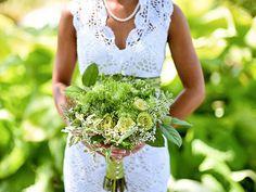 Crochet Wedding Dresses   Beautiful Crochet Stuff