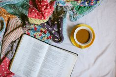 Bible Reading for the Modern Woman: Why reading the Bible doesn't have to feel like a duty, but a treat