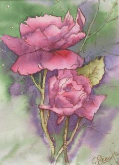 My Watercolour painting