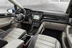 New Release 2016 Volkswagen Touran Specs Review Interior View Model