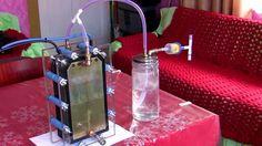HHO Generator Electrolyzer