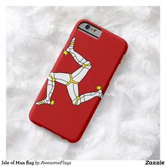 Isle of Man flag Barely There iPhone 6 Case
