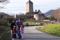 Litchtenberg, Kusel, Germany - Castle