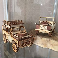 Your place to buy and sell all things handmade Cnc, Popsicle Sticks, House In The Woods, Wood Carving, Bamboo, Etsy, Handmade Gifts, Vintage, Land Rovers
