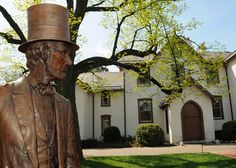 National Historic Landmark: Abraham Lincoln's Cottage at Soldier's Home, Washington, DC by Erica Abbey