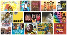 Black Joy Booklist for Children and Young Adults | THE PUBLIC LIBRARY OF CINCINNATI AND HAMILTON COUNTY Kadir Nelson, Library Services, Fiction And Nonfiction, Reading Resources, Black Kids, New Kids, Book Lists, Book 1
