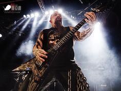 Slayer by Javier Bragado on Kerry King Slayer, Dimebag Darrell, Living In La, Thrash Metal, Music Icon, Metal Bands, Heavy Metal, Music Videos, Legends