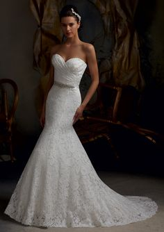Another beautiful style coming soon from Mori Lee!