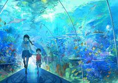 Aquariums! - pixiv Spotlight
