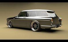 2015 Zolland Design Volvo Amazon Custom Wagon - Studio