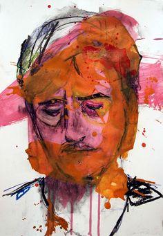 autoportrait n°16- lou ros