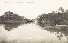 Río Amazonas - Caño de Nauta. Iquitos [fotografía]