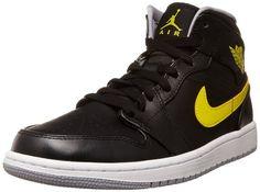 nice Nike Jordan Men's Jordan 1 Mid Basketball Shoe - For Sale