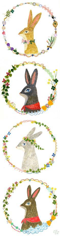 Oh man, these are so cute | Aiko Fukawa