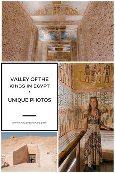 Valley of the Kings in Luxor, Egypt: Photos & How to Visit | Anna Everywhere