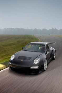 Porsche.......nothing handles better