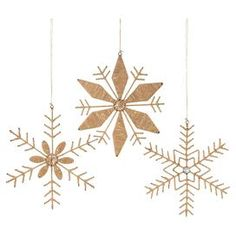 Isolde Ornament Set