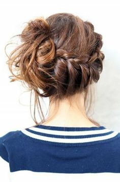 long hair braided hairstyles for women
