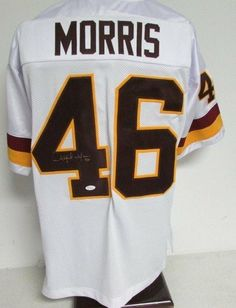 Alfred Morris Autographed Jersey - JSA W411106 - Autographed NFL Jerseys by  Sports Memorabilia.  359.81. Alfred Morris Washington Redskins ... 12edff6ca