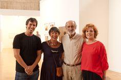 ArteSantander 2015 con Cris, Nano y Adri Santiago Pejac