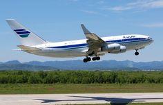 Kras Air Ilyushin IL96