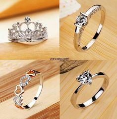 LOVE it #rings #fashion This is my dream rings-fashion rings!!- luxury jewelry. Click pics for best price ♥ rings ♥