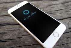 """تحديث جديد للمساعد كورتانا """"Cortana"""" على هواتف آيفون ليصبح أسرع وبتصميم أفضل"""