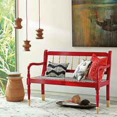 #dipped chair detail  *lovely space in general  #west elm