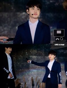 Yeol forever poking on Soo's nerves. Haha. Good luck bro.