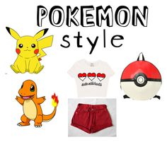 """""""GOTTA CATCH EM ALL"""" by haley-espinosa on Polyvore"""
