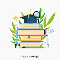 Cute Illustration, Graphic Design Illustration, Teachers Day Poster, Background Design Vector, Pattern Background, Vector Design, Cartoon Clip, Photoshop Pics, Vintage Typography