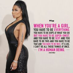 10 Badass Nicki Minaj Quotes Every Woman Needs in Her Life