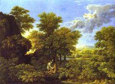 Nicolas-Poussin-Spring.-Adam-and-Eve-in-Paradise.JPG (727×532)