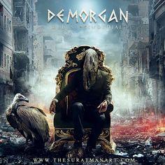Demorgan Delusi Primordial by The Suratman Art | The Suratman Art