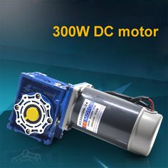 184.30$  Buy now - http://alipr4.shopchina.info/1/go.php?t=32814825282 - New Arrival 5D300GD-RV40 DC12V / 24V 300W DC Gear Motor Worm Gear Gearbox High Torque Gear Motor / Output Shaft Diameter 18mm 184.30$ #buychinaproducts