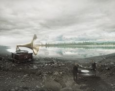 The work of Surreal Photographer Erik Johansson