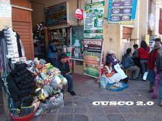 Comercio ambulatorio en Cusco creció más del 20% en lo que va del año
