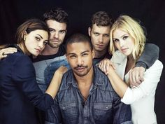 Super Sexy Cast of 'The Originals'...YUMMY!! xo