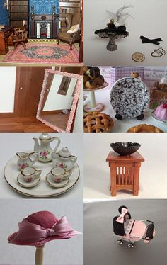 Finishing Touches... by Gina Zimmerman on Etsy--Pinned with TreasuryPin.com
