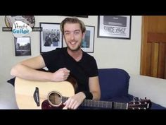 Marry You - Bruno Mars - Easy 3 Chord Guitar Song Tutorial Guitar Lesson - YouTube
