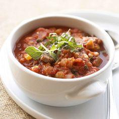 Chipotle Pork Chili